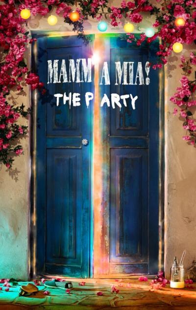 Mamma Mia The Party branding