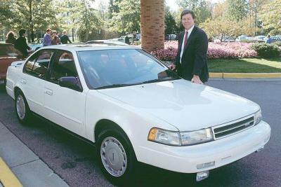 Former Nissan U.S. CEO Bob Thomas
