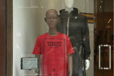 BBDO and the NYPD are working together to locate missing persons.