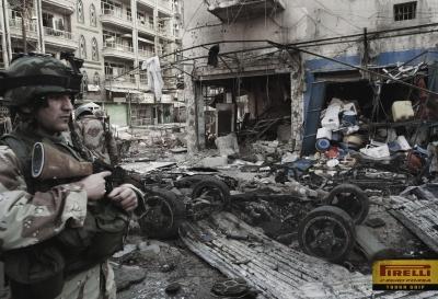 Pirelli - Car Bomb
