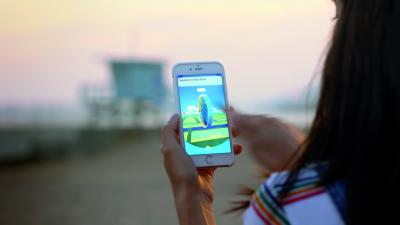 Cellphone carriers T-Mobile and Sprint are both trying to cash in on Pokemon Go.