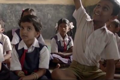 Unilever's Project Sunlight aims to help more children live longer.