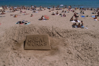 Great Works draws a line in the sand
