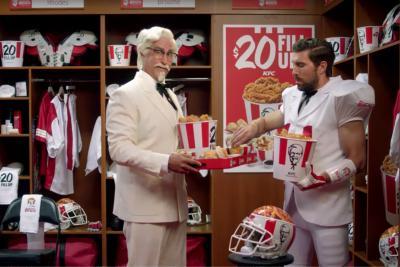 Mediavest Spark Wins KFC U.S. Media Business