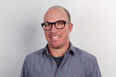 Preacher's co-founder and CCO Rob Baird