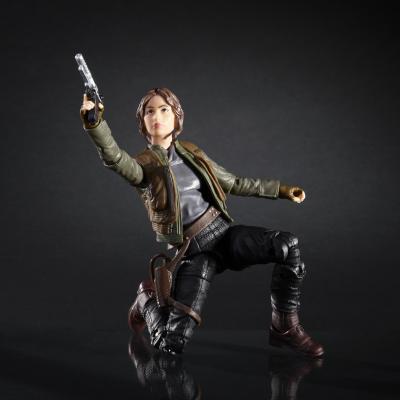 Star Wars' Jyn Erso figure