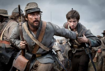 Matthew Mcconaughey in 'The Free State of Jones,' an upcoming STX release