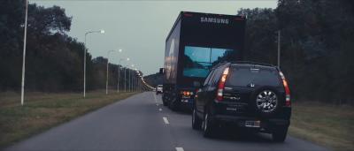 Leo Burnett Argentina: Safety Truck