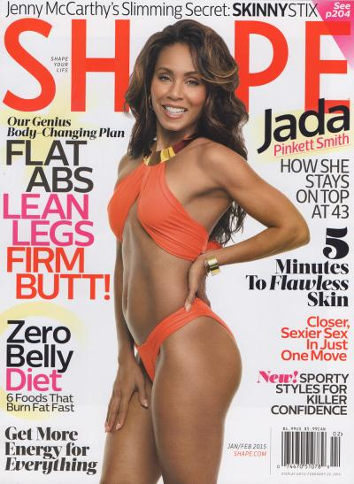 Shape magazine.