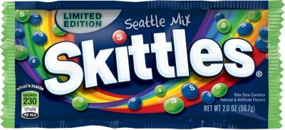 Skittles Seattle Mix