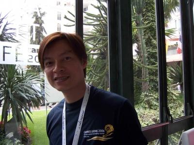 Multi-Lion winner Tan Kien Eng