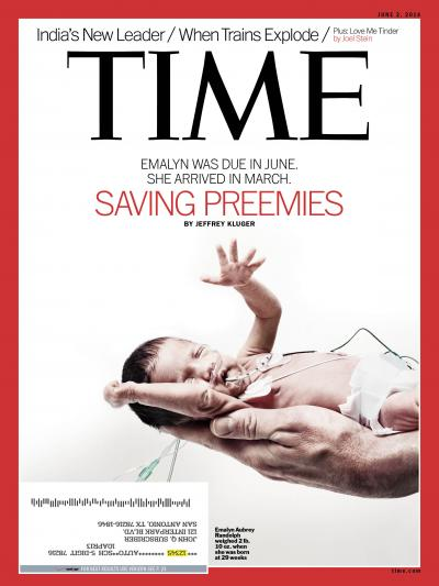 Time Inc. Starts Selling Ads on Magazine Covers | Media - AdAge