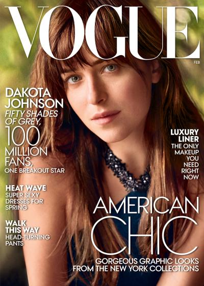 Conde Nast owns glossy magazines like Vogue.