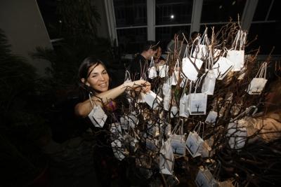 The Creativity Awards prize tree was bountiful