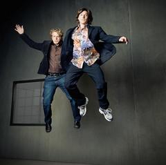 Keller (LEFT) and Bogusky