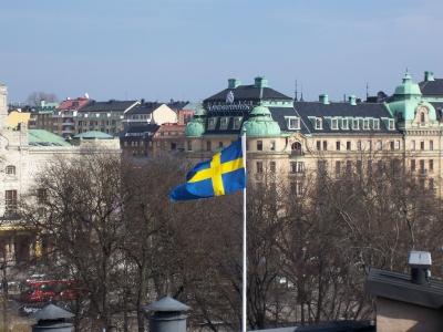 Ahhhh, Sweden