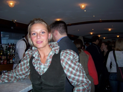 Social Club's head of sales Anna Sundbom