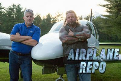 'Airplane Repo,' a Discovery Channel series.