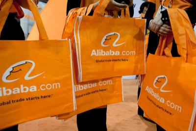 Quarterly revenue growth slowed for China's e-commerce giant.
