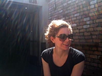 Director Amanda Boyle