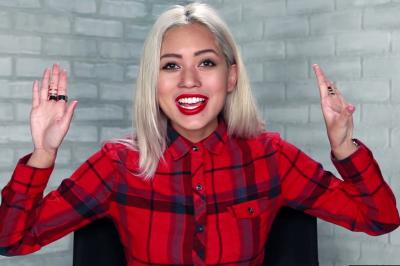 Amy Pham, host of 'The Fashion Statement' on YouTube and a member of Maker Studios' network.