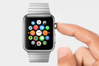 What the fans -- and critics -- have been waiting for: Apple Watch.