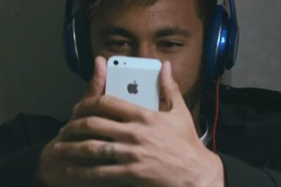 A Beats ad by R/GA this year featured Apple's iPhone.