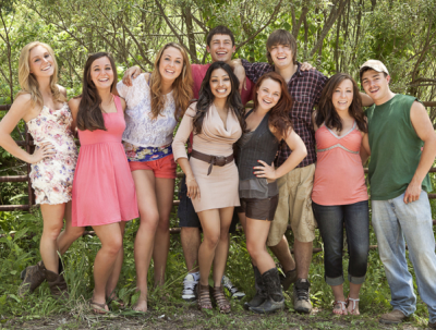 The cast of MTV 's new series 'Buckwild,' called a combination of 'Jersey Shore' and 'Honey Boo Boo.'