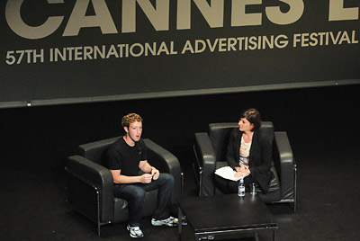Facebook founder-CEO Mark Zuckerberg sits down with Ad Age editor Abbey Klaassen.