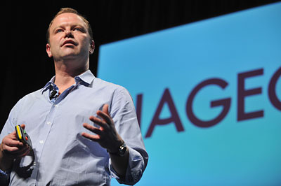 Diageo CMO Andy Fennell