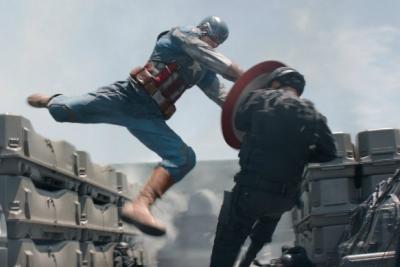 'Captain America: The Winter Soldier.'