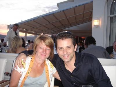 MJZ London's Deb Turner and Deutsch's CCO Eric Hirshberg