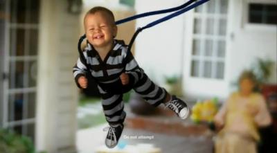 Doritos' 'Sling Baby' spot, a product of its 2012 'Crash the Super Bowl' contest.