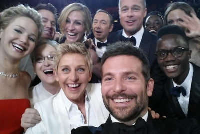 Awards shows have hit peak self-absorption.