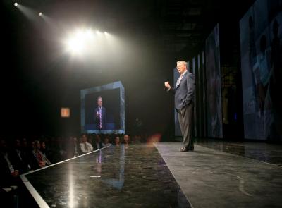 Google Chairman Eric Schmidt at YouTube's 'Brandcast'