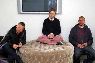 Nicolai Fuglsig, Randy Krallman, Paul Hunter