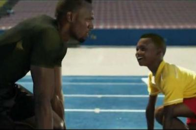 Gatorade secured a waiver to use Olympians in its ads.