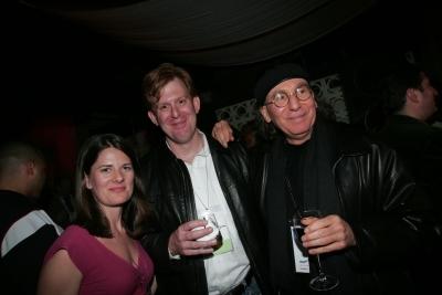 Hollie Geren, Digitas; Lincoln Bjorkman, Digitas; Robert Greenberg, R/GA