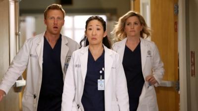 'Grey's Anatomy.'