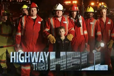 'Highway Thru Hell,' a Weather Channel reality series