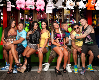 The cast of 'Jersey Shore'