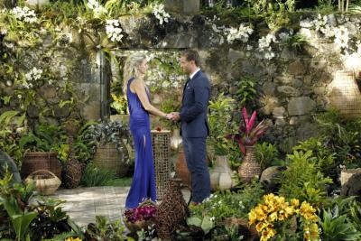 Juan Pablo, not proposing in the finale of last season's 'The Bachelor.'