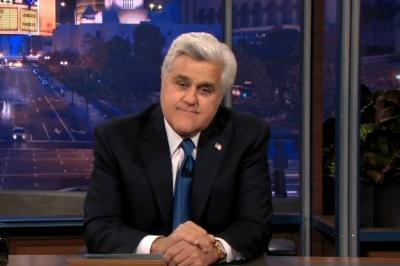 Jay Leno's final episode got the show's most viewers since 1998