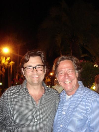 Energy BBDO's Marty Orzio and Sandwick Films' Bill Sandwick