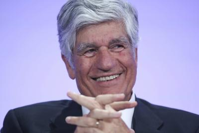 Publicis CEO Maurice Levy.