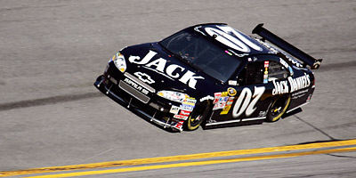 Jack Daniel's is the primary sponsor of a full 38-race season for the No. 07 car driven by Casey Mears, an approximate $18 million yearly commitment that puts the sponsor's logo on the most prominent spot on the car, the hood.