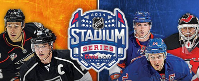 The NHL is trying hard to expand on interest sparked by the outdoor Winter Classic