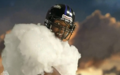 Ray Lewis for Old Spice