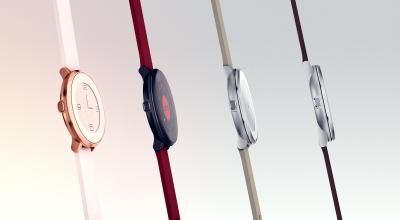 Pebble's Time Round watches