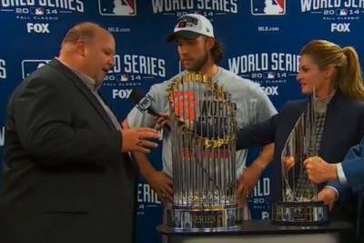 World series mvp truck giveaways
